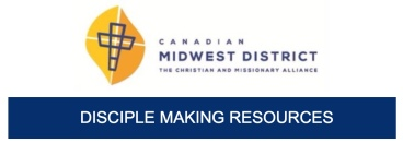 CMA-CMD disciple making